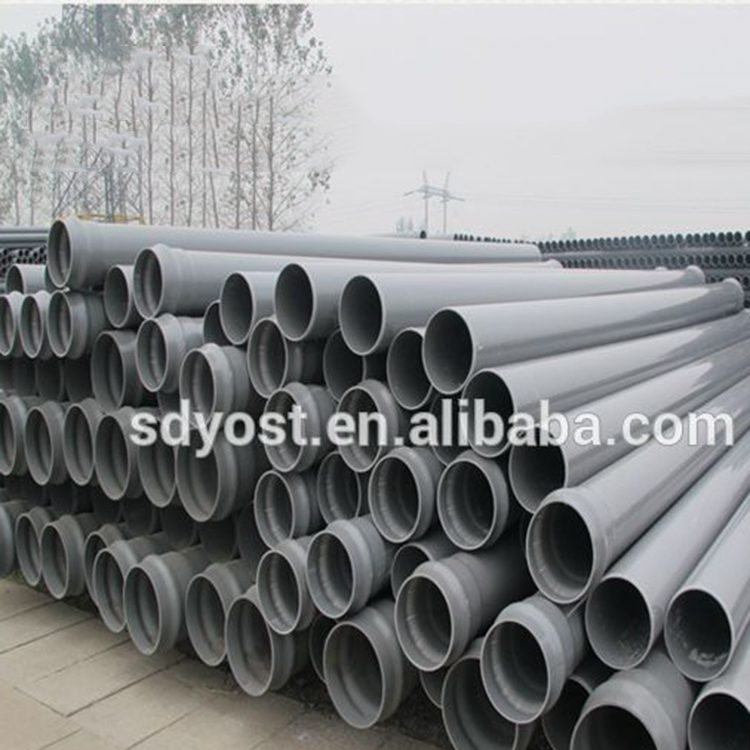 upvc water sewer pipe fittings and pipes