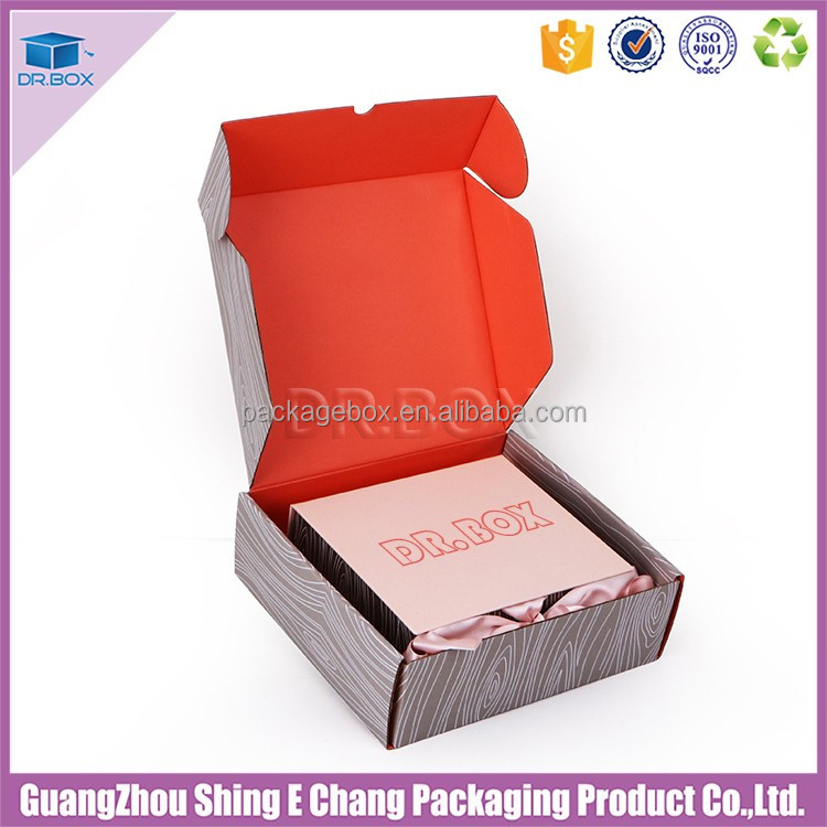 Printed Boxes For Products Corrugated Mailers Small Decorative Boxes With Lids