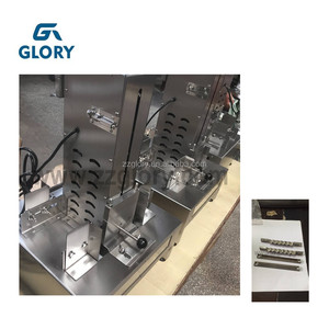 Promotion price commercial chocolate bar cutting machine/ crushing chocolate machine