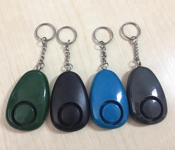 Personal Alarm Keychain, Emergency Safety Self-Defense Security Alarm