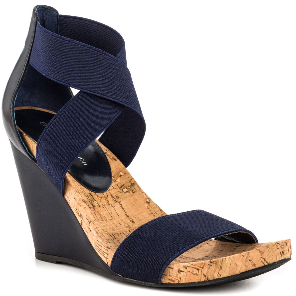 Book Of Womens Navy Blue Sandals In Thailand By Emma ...
