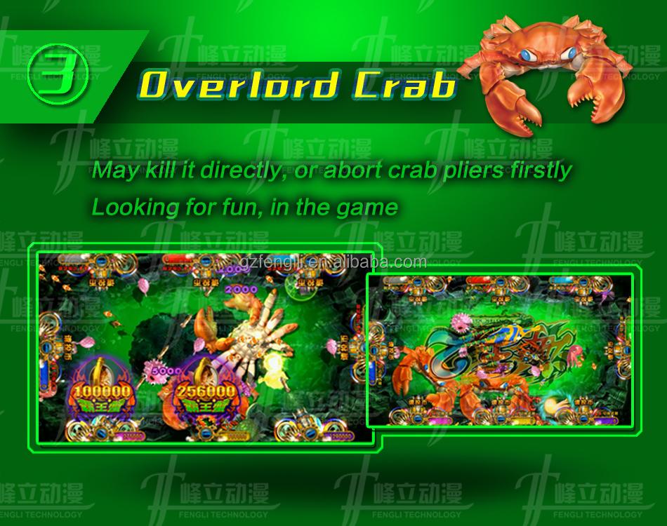 Igs ocean king 2 816 version fishing game machine genuine for Ocean king fish game