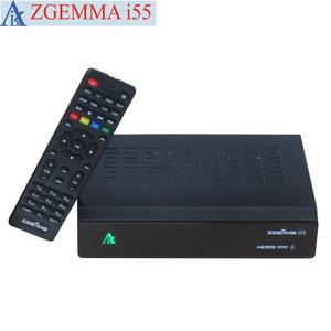 2017 New Best Buy ZGEMMA i55 IPTV Steaming Box High CPU With Dual Core  Linux OS E2 WiFi SATIP Stalker Receiver