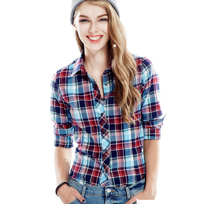 Just because the weather has gotten a little cooler doesn't mean you're going to stay indoors. With our Women's Super-Soft Flannel Shirt, you can head out on your adventures with confidence, knowing you'll be comfortable.