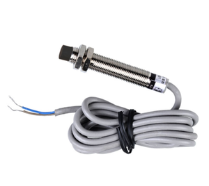 LJ10A3-2-Z/BY M10 inductive proximity switch sensor 2mm detection distance NPN NO three wire DC6V-36V