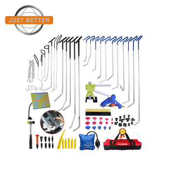 Buying A Car With Hail Damage >> 79pcs Professional Pdr Rods Car Auto Body Dent Remover Repair Hail Damage Removal Tools Dent Puller Lifter Kit Buy High Quality Pdr Paintless Dent