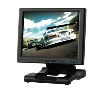 Lilliput VGA Touch Monitor 10.4 inch 5-wire resistive touch screen