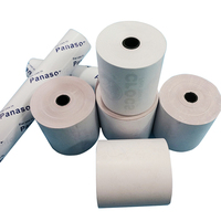 Wholesale low price pos cash register atm 80x80mm thermal paper rolls