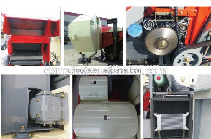 Kubota DC70H cosechadora en chino, precio de fábrica,