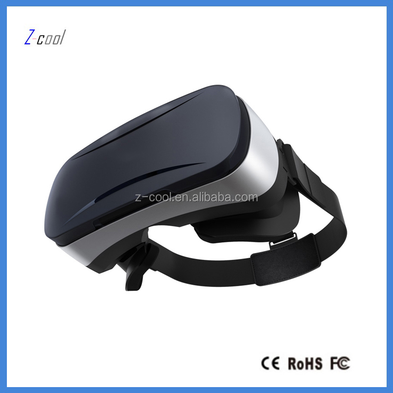 2017 Newest Low price VR Headset with 360 Degree Gyroscope