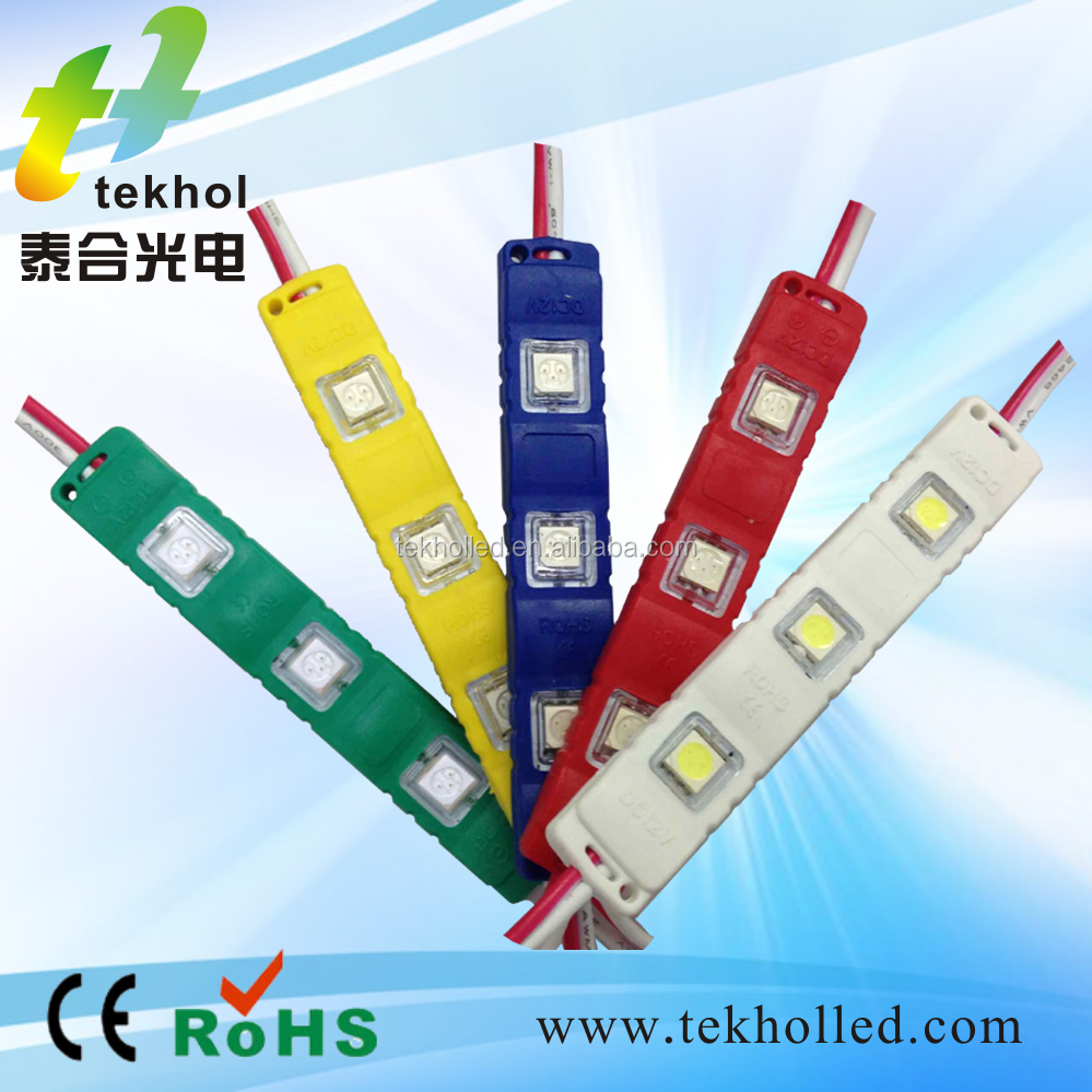 Ce & Rohs 5730 Injection Led Module 3 Smd Led Module For Signs ...