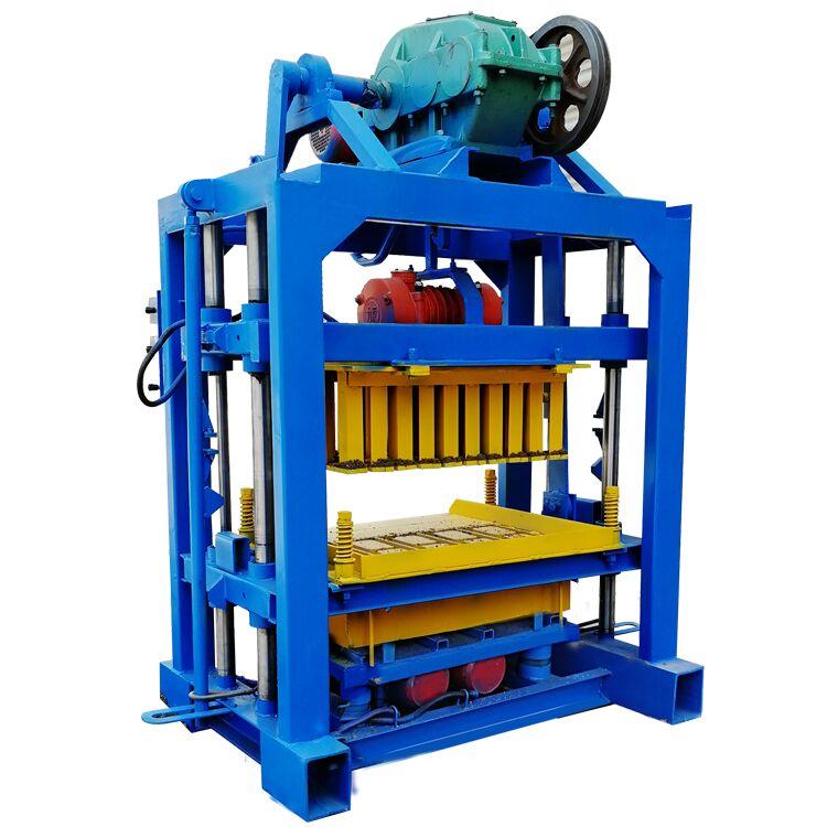 Qtj4-40 çimento tuğlası yapma makinesi satılık fiyat listesi beton içi boş blok yapma makinesi