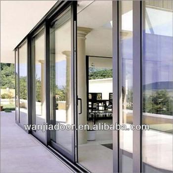 large sliding glass doors/full slide glass door/aluminum extrusion sliding glass door & large sliding glass doors/full slide glass door/aluminum extrusion ...
