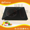 2017 New style design hot top table commercial bbq grill induction plate cooktop cooker 2200w