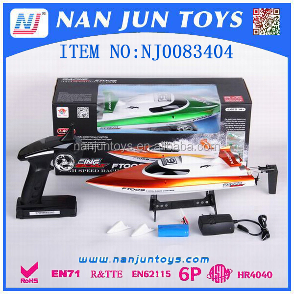 2.4G rc boat high speed rc racing boat hobby model rc tug boat