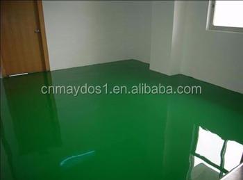 Guangzhou auto livellamento pavimento in resina epossidica vernice