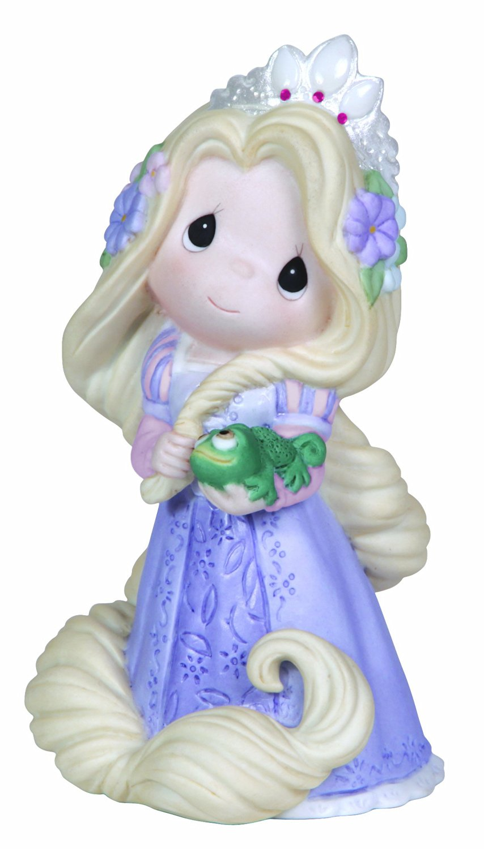 "Precious Moments, Disney Showcase Collection, ""Let Your Power Shine!"", Bisque Porcelain Figurine, #123012"
