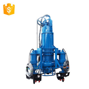 Electric motor river sand extraction used submersible slurry pump