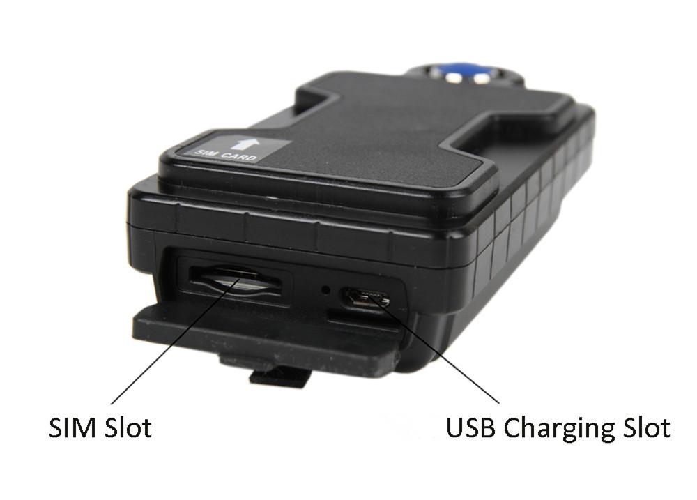 Kingneed TK05GSE 3g gps wcdma persoonlijke container voertuig auto tracker 3g gratis app web platform