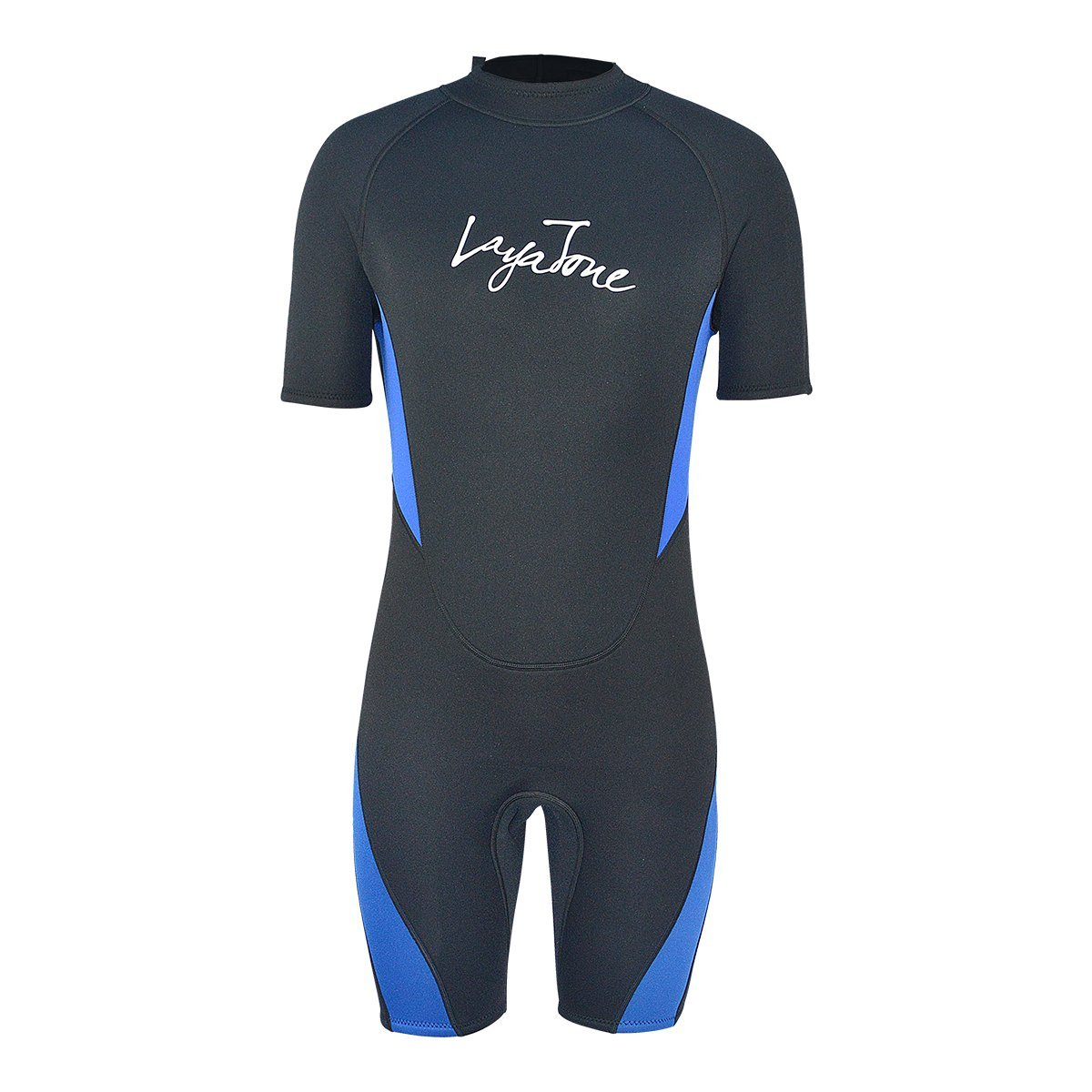6123e87b9c Get Quotations · Layatone Wetsuit Shorts for Men Premium 3mm Neoprene  Diving Suit Keep Warm Wetsuits for Women -