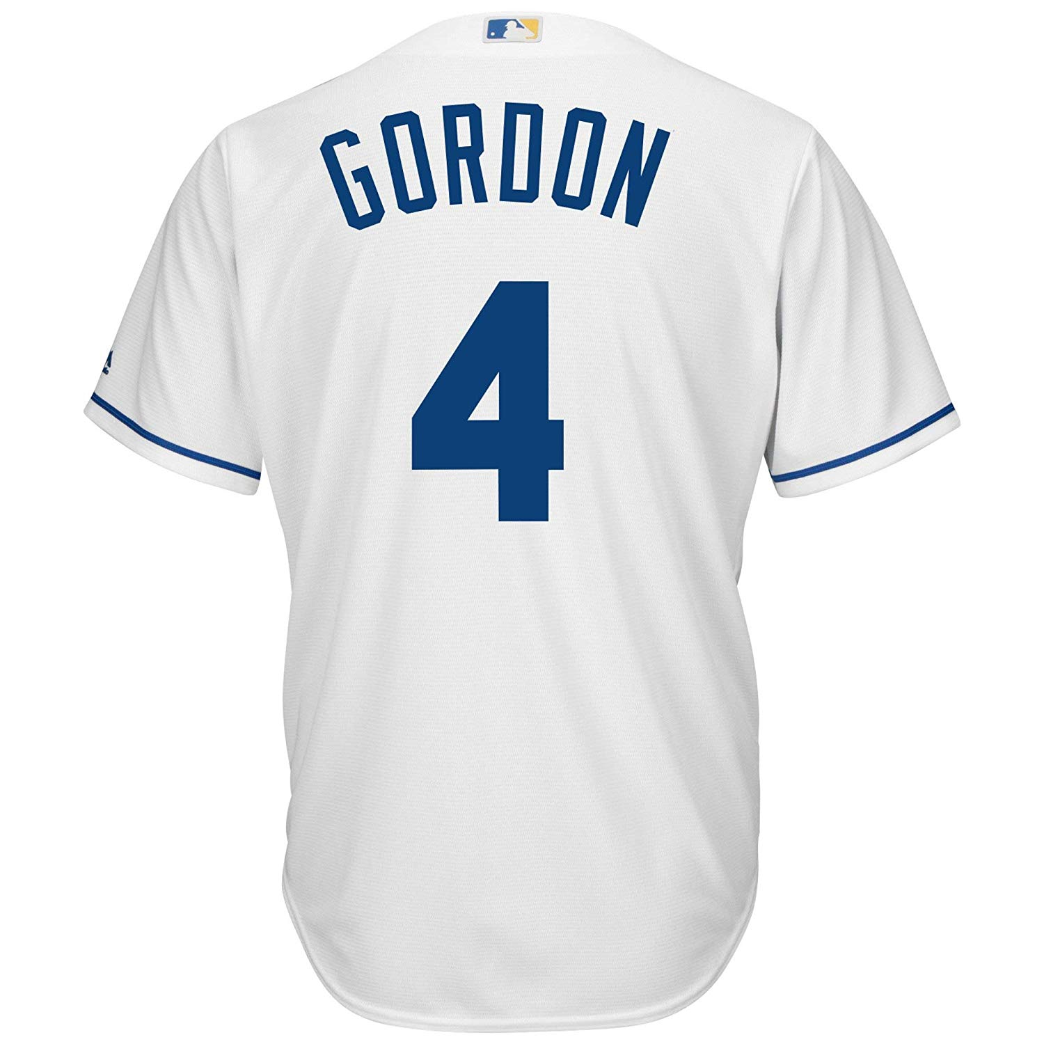 34cf41568 Get Quotations · Outerstuff Alex Gordon Kanas City Royals White Kids Cool  Base Home Replica Jersey