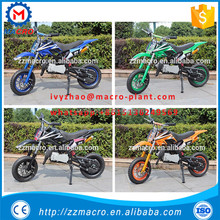factory direct sale mini motorbicycle 125cc dirt bike for adult