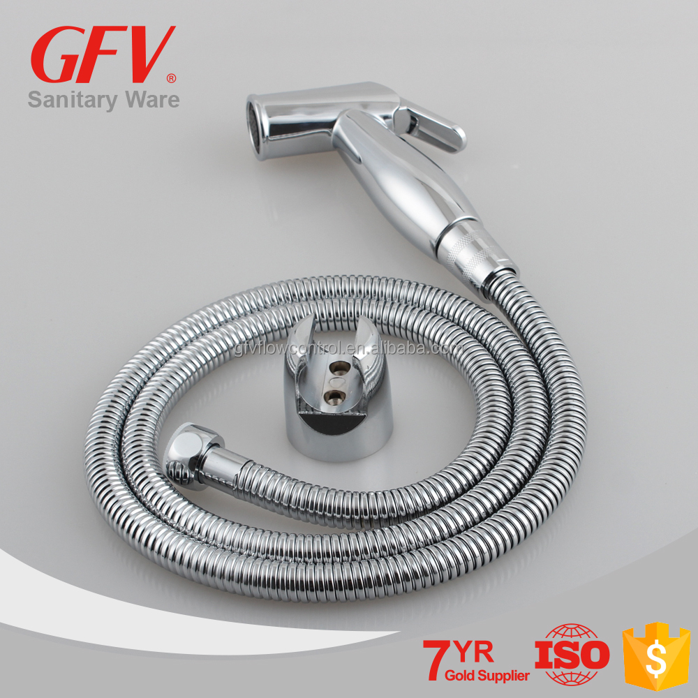 GFV-FXQ07 New abs shower hose shattaf shower sprayers