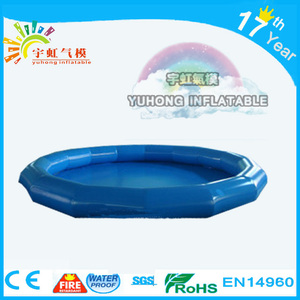 inflatable pvc swimming pool good price with high quality