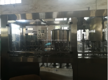 GFP12-12-1 Automatic Water Production Line Filling Machine