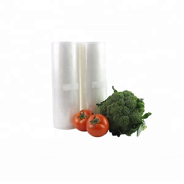 PE+PA Food Packaging Vacuum Sealer Bags and Rolls