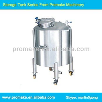 Guangzhou Pmk Factory Stainless Steel Storage Tank For Oil / Water / Edible  Oil - Buy Oil Storage Tank,Stainless Steel Storage Tank,Edible Oil Storage