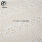 Trustworthy China Supplier cotton embroidery lace fabric with holes