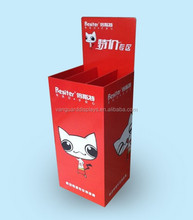 Cardboard Promotional Retail Dump Bin for Power Bank