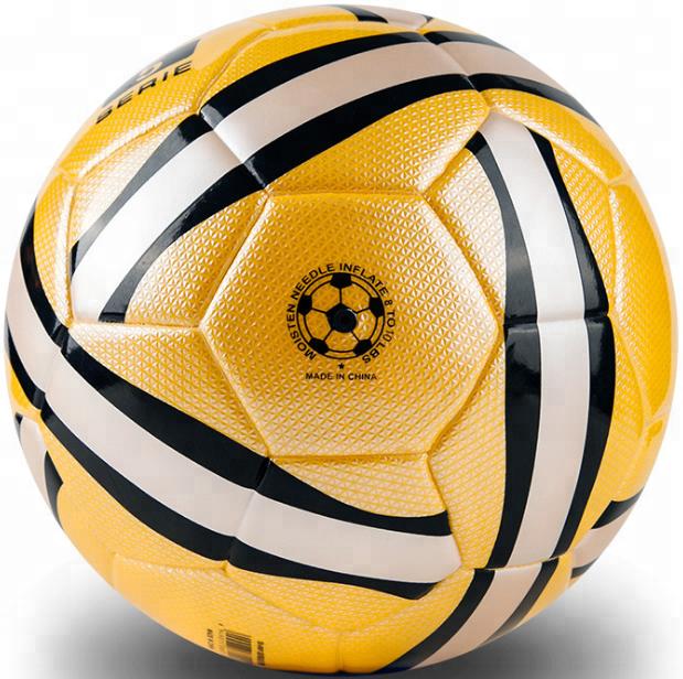 Professional Manufacturer Customized Logo  Ball PU PVC TPU Match Football