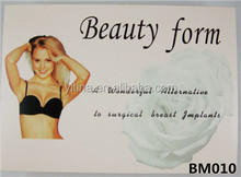 Women Cancer Use for A B C D cup Beauty Form Silicone Breast form fake breast