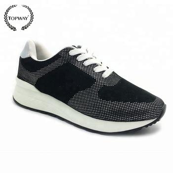 39ae0decba6 2018 popular four season walking shoes platform ladies imported sneakers