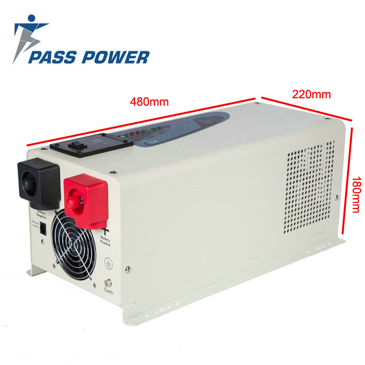 Ce Car 1000w Power Inverter Converter With Charger 2000 Watts Peak Dc 12v  24v To Ac 120v 230v - Buy 1000w Power Inverter Converter,Ce 1000w Power