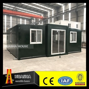 Comfortable prefab ready made kit set houses for sale