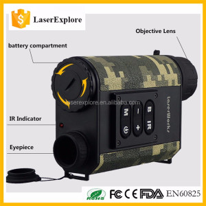 Night Vision Military Sale Monocular with Fog mode,Rangefinder Mode,Speed Measurement Night vision google