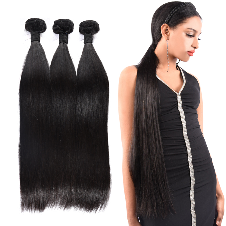 Grade 9a cuticle aligned human hair extension weave bundles full lace wig raw brazilian wholesale virgin hair vendors