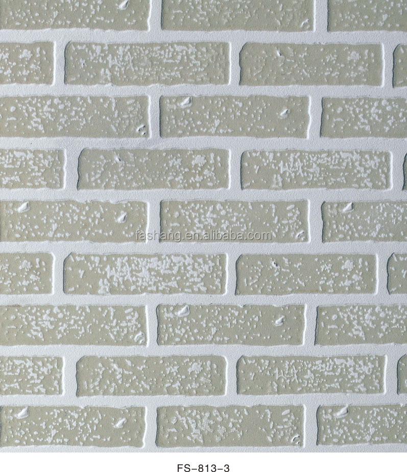 Int rieur d coratif panneau de rev tement mural mur de briques panneaux autre - Panneau brique decorative ...