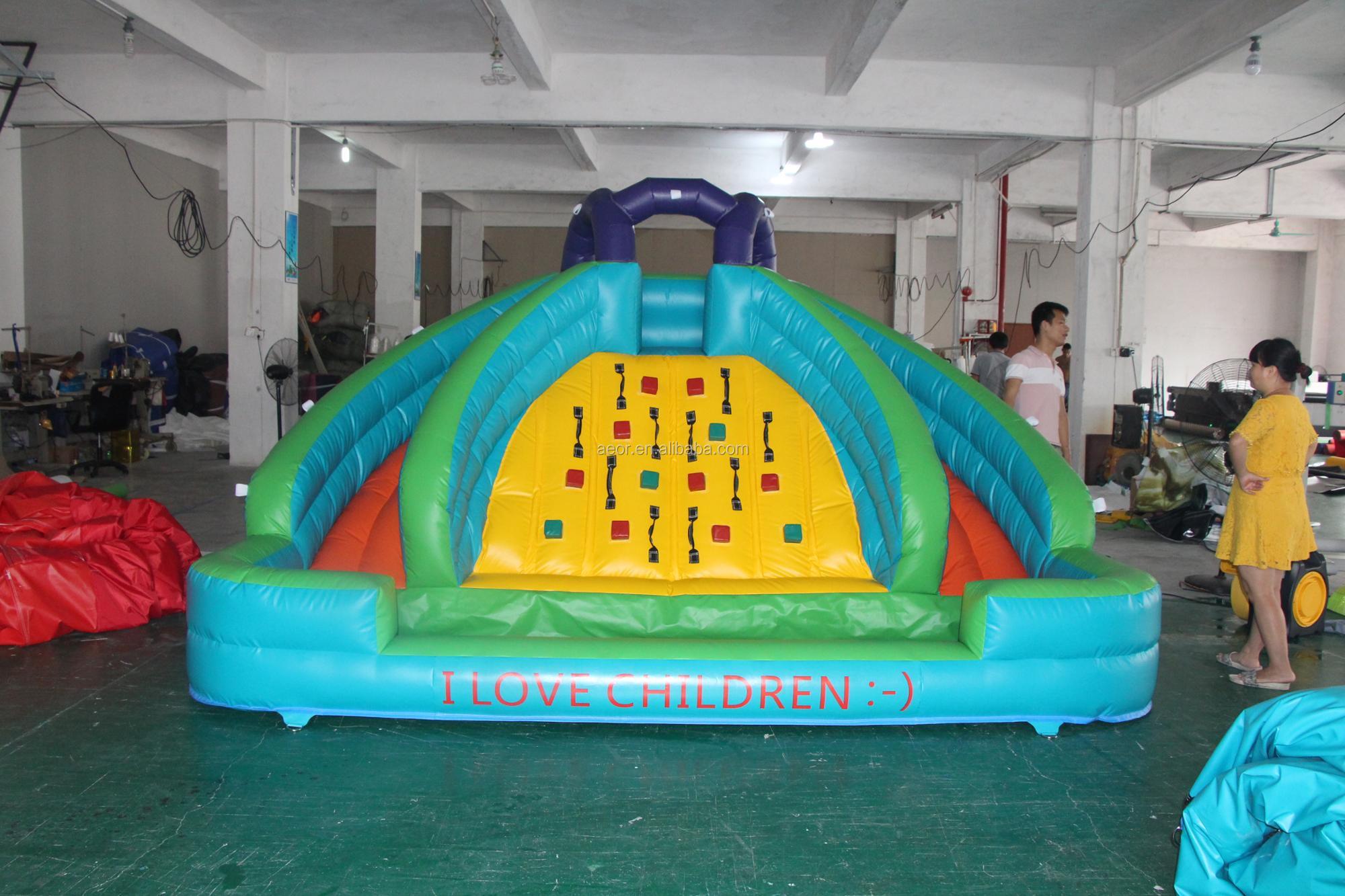Piscine Hors Sol Avec Toboggan nouveau toboggan de piscine hors terre pour jardin/glissière d'eau  gonflable avec la piscine