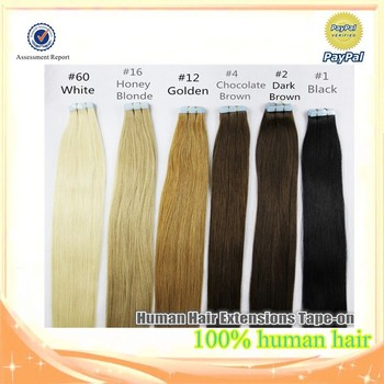 Tape inon remi hair extensions real hair 3m glue tape blackbrown tape inon remi hair extensions real hair 3m glue tape blackbrown pmusecretfo Image collections