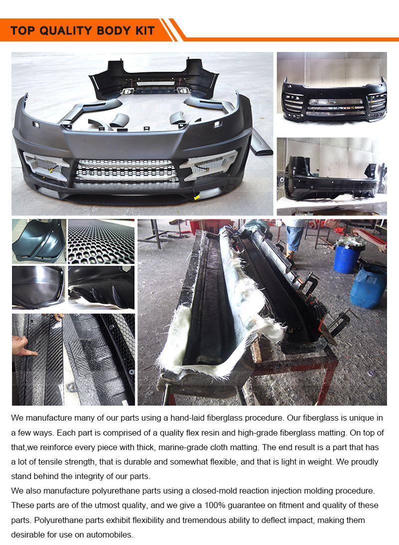 Pp Auto Car A45 Bumper Body Kit For Merc W176 A180 - Buy A45,W176 ...
