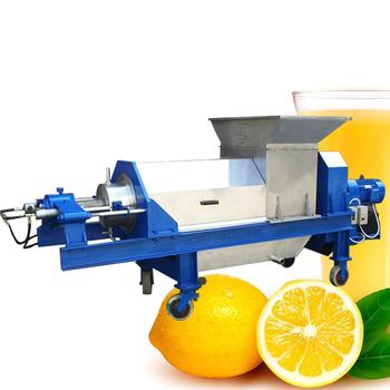 067a18fac2341 Fruta exprimidor jugo de fruta extractor de tornillo espiral tipo  industrial máquina exprimidor