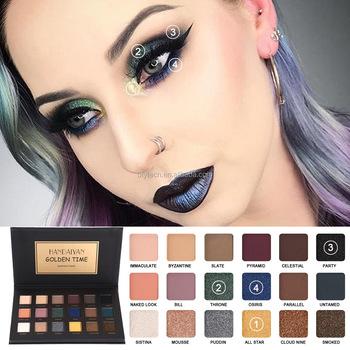 2018 best seller matte mermaid eyeshadow beauty pearluster