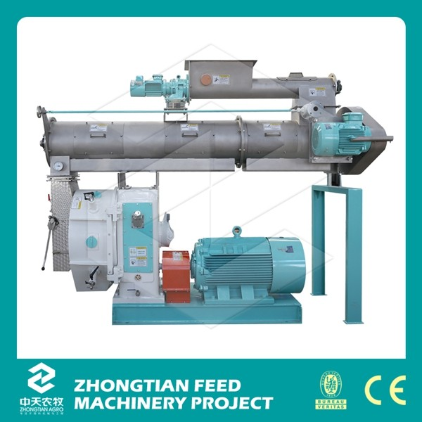 ZTMT Stainless Steel feed equipment / poultry pellet press machine for sale