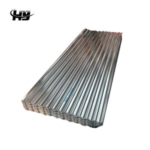 Galvanized Surface Treatment and SGCC DX51D Grade corrugated stainless steel roof sheet