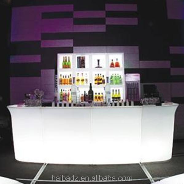 Venta al por mayor tapa de cristal mesa de bar al aire libre-Compre ...