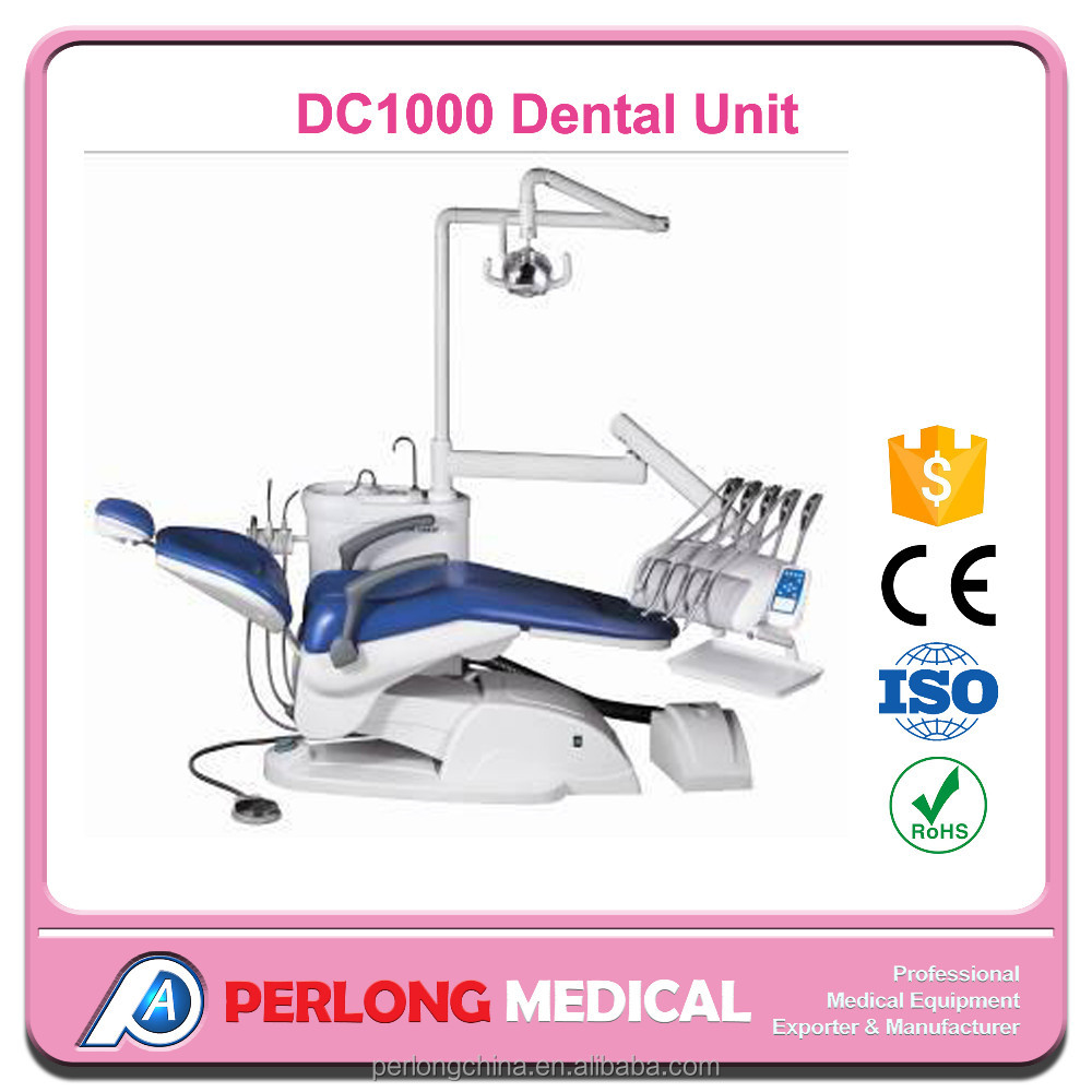 2017 hot selling DC1000 electricity power Dental chair